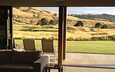 Outstanding Vistas over the Kinloch Hills and Kinloch Golf Club from Dunalistair House