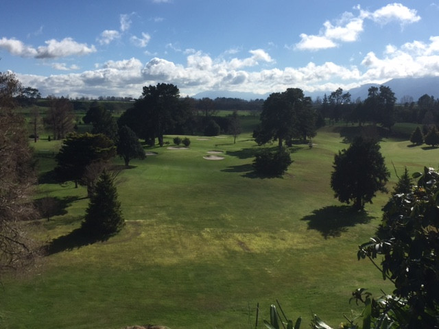Matamata Golf Club beautiful 11th Hole