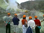 Volcanic safari to White Island