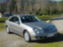 Mercedes E350 - Taupo Private Tours and Transfers