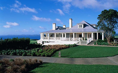 Kauri Cliffs Lodge Bay of Islands