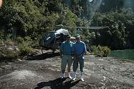 Flat Rock Lake Taupo