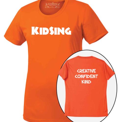 KidSing T-Shirt (Ladies)