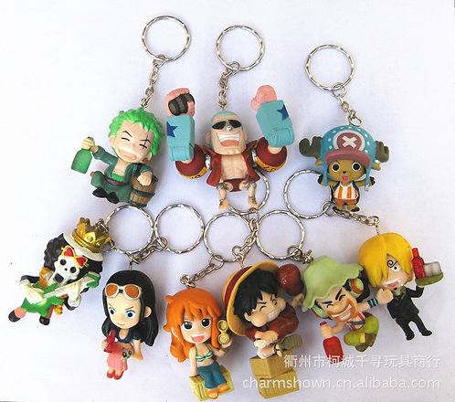 Chaveiro One Piece