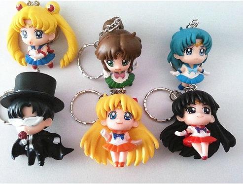 Chaveiro Sailor Moon