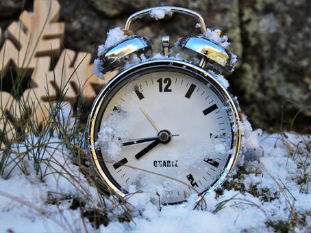Öffnungszeiten im Winter