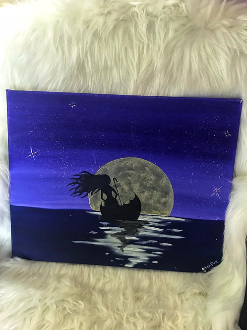 Follow the Moonlight