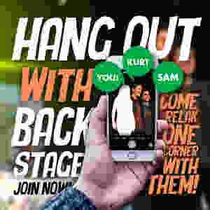 Hang Out with Sam Tsui and Kurt Schneider