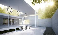 Design Beleuchtung Terrasse