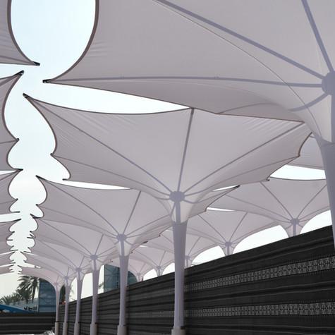 Sonnenschirm Event Regenschutz