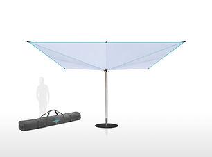 Event Sonnenschirm in neuem Design