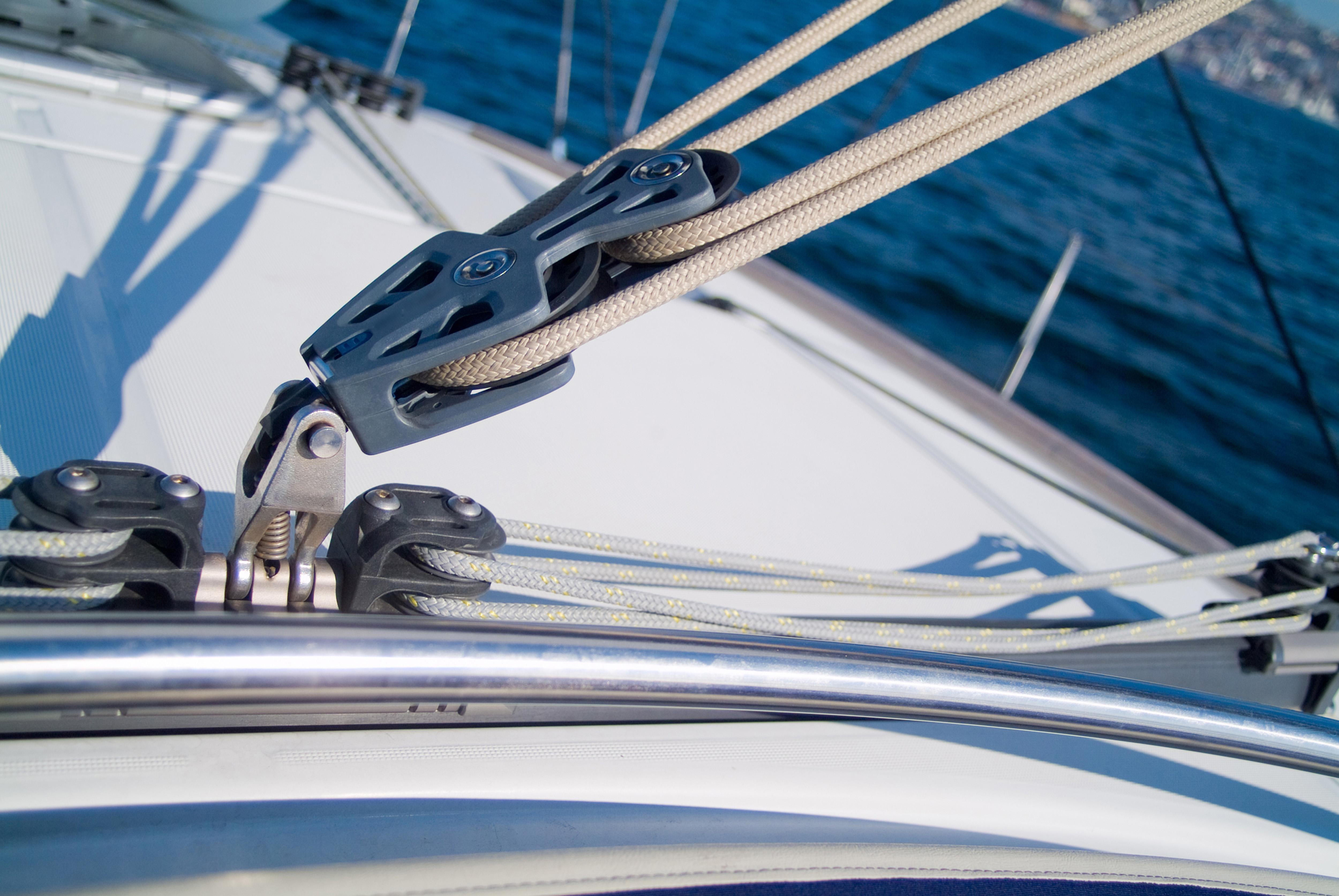 Inspiriert vom Segelsport