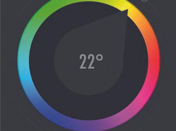 LED Steuerung App