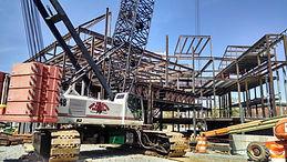 mid atlantic steel erectors, steel erection