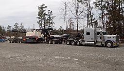 mid atlantic steel erectors, heavy hauling