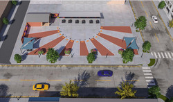 Rendering of Holyfield Place