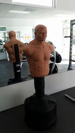 Meet Bob! (Body Opponent Bag)
