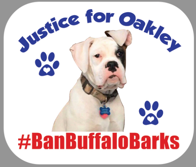 🐾 Justice for Oakley Sticker Paws 🐾