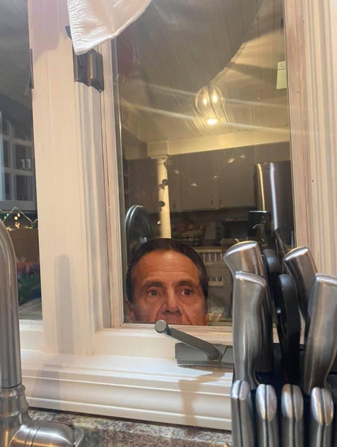 Cuomo Peepin'