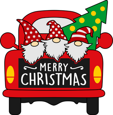 merry christmas gnome truck.png