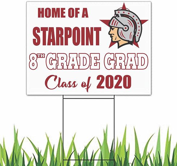 Starpoint - 8th Grade Grad