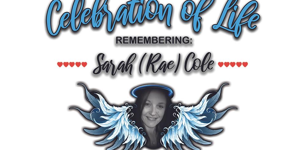 Celebration of Life: Remembering Sarah
