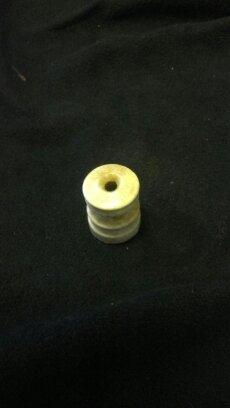 porcelain insulator small $2