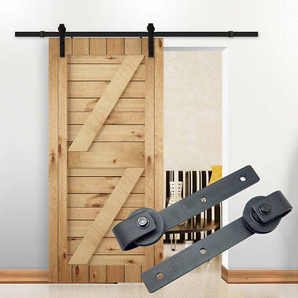 Barn Door Track and Rollers