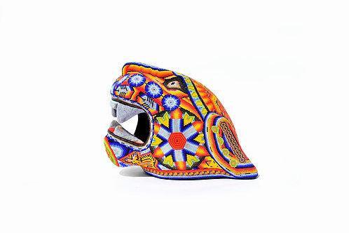 Traditional Jaguar Head
