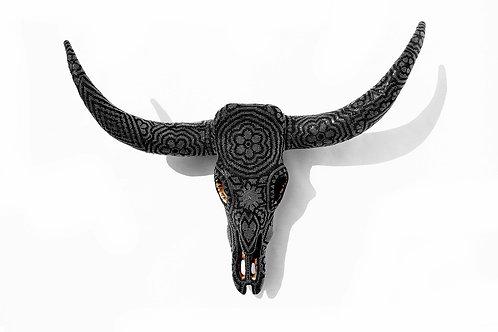 Small Bull Skull
