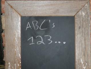 Barn Siding Chalk Board
