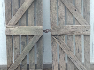 Corn Crib Doors