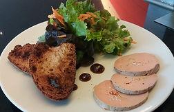 Foie Gras de canard by Café Lascaux