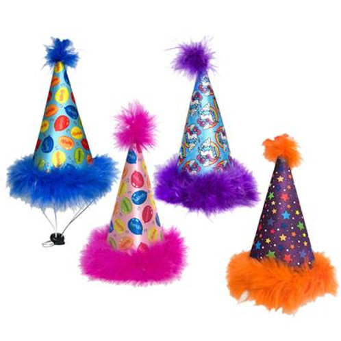Party Hat ( 3 Color Options )