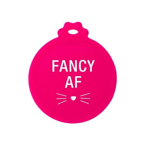 Pet Food Can Cover Fancy AF