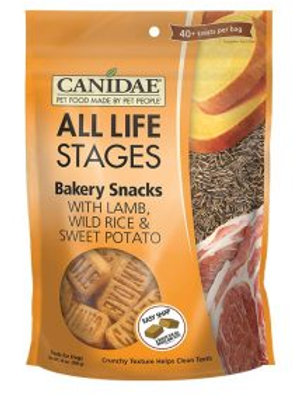 CANIDAE® All Life Stages Snacks for Dogs w/ Lamb, Wild Rice & Sweet Potato