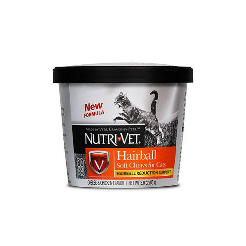 Nutri-Vet Hairball Soft Chews