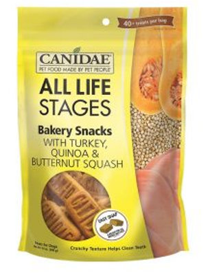 CANIDAE® All Life Stages Snacks for Dogs w/ Turkey, Quinoa & Butternut Squash