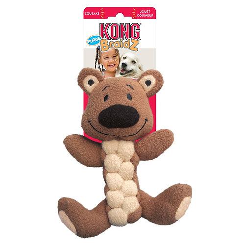 Pudge Braidz Bear