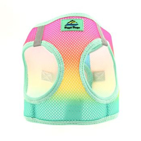 American River Choke Free Dog Harness - Beach Party Ombre