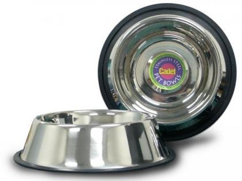Non-Spill High Luster Bowl for Dogs