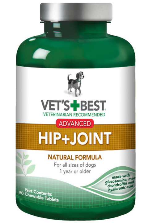 Vet's Best Hip and Joint Advanced Supplement