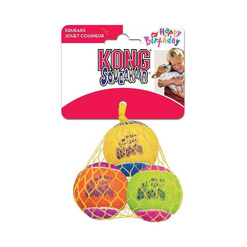 Airdog Squeaker Birthday Balls