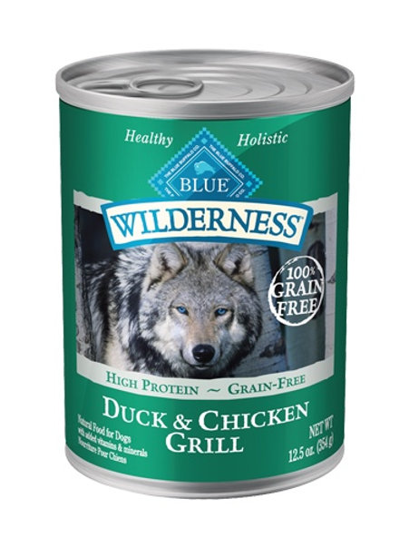 BLUE Buffalo Wilderness Duck & Chicken Grill