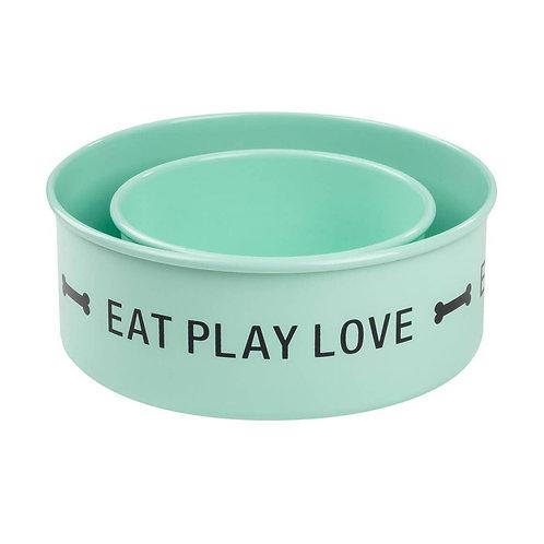 Eat Play Love Bowl