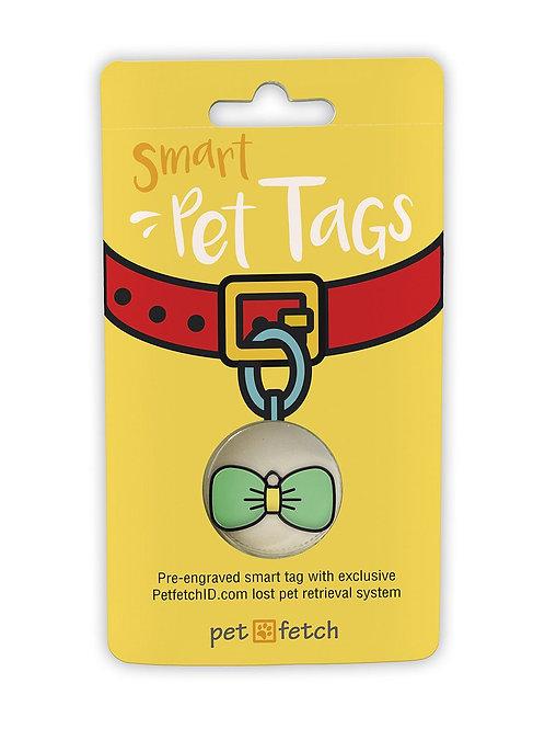 Bow Tie Smart Pet Tag