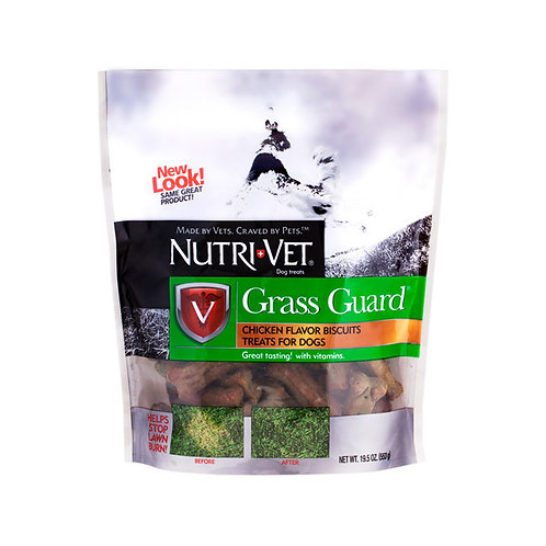 Nutri-Vet Grass Guard Chicken Biscuits