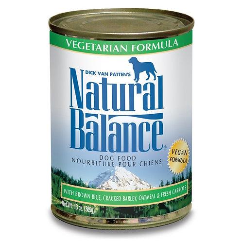 Natural Balance Vegetarian Formula Wet Food