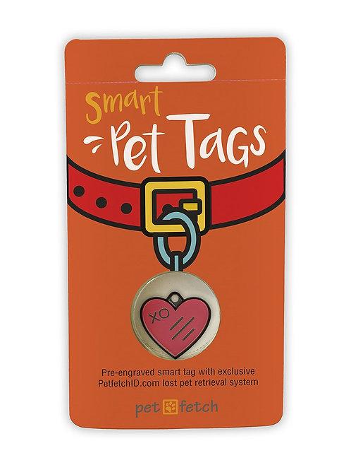 Heart Smart Pet Tag