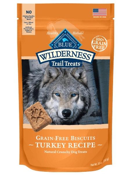 BLUE Buffalo Wilderness Trail Treats Turkey